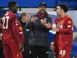 fußball in england: wo ist liverpools wucht?