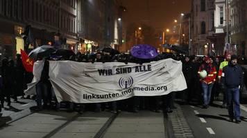 ermittlungen wegen angriffs auf journalisten bei demo
