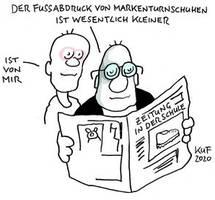 zeitung in der schule: zwei siegertexte in der presse veröffentlicht