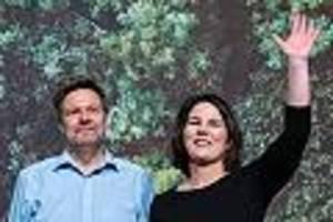 margarete van ackerens berliner woche - baerbock stärker als habeck: weshalb das land auf die falsche grünen-figur schaut