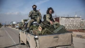 syrische rebellenprovinz: waffenruhe in idlib geht in den zweiten tag