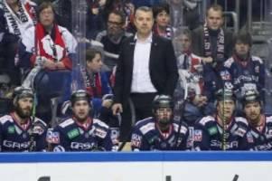 eishockey: eisbären-coach erwartet intensive serie gegen düsseldorf