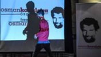 türkei: neuer haftbefehl gegen osman kavala