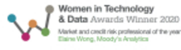 zwei führungskräfte von moody's analytics mit women in technology and data awards ausgezeichnet