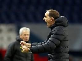 psg-coach nach bvb-duell gelöst: tuchel erstaunt mit kuriosem sieger-interview