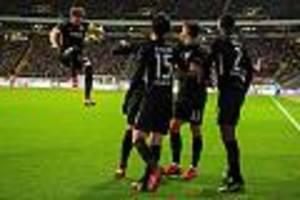 +++ europa league live +++ - europa league: eintracht frankfurt gegen fc basel im live-ticker
