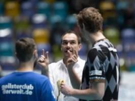 volleyball: sie brauchen keine quarantäne-anzüge