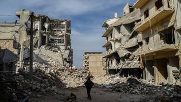 syrien: russland und türkei patrouillieren in idlib gemeinsam