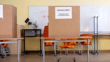 gestiegene wahlbeteiligung: kommunalwahl 2020 in bayern: gewinner und verlierer