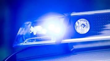 verfolgungsjagd in kleve: zwei polizisten verletzt