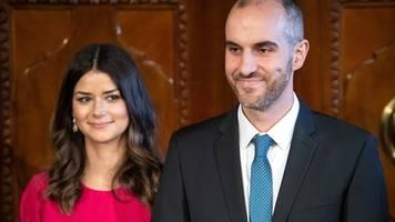 zweites kind für hannovers oberbürgermeister und ehefrau