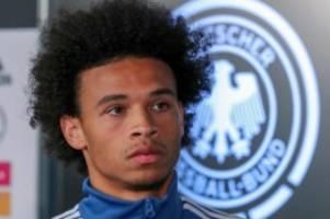 Manchester City: Sané holte sich in der Reha Tipps von Gündogan
