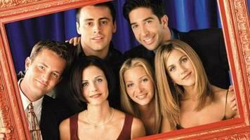 friends: reunion-dreharbeiten verschoben
