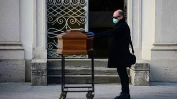 Mehr als 600 Corona-Tote in Italien binnen 24 Stunden