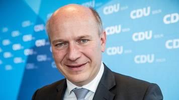 cdu-chef wegner: ausgangssperre für berlin kein tabu
