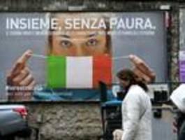 Corona - Italien steht ab morgen still