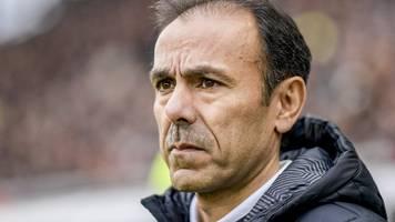 FC St. Pauli weiter mit Heim-Training