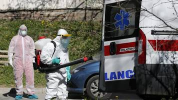 kampf gegen coronavirus: serbien will infizierte in feldlazaretten unterbringen