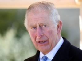 Corona: Prinz Charles positiv auf das Coronavirus getestet