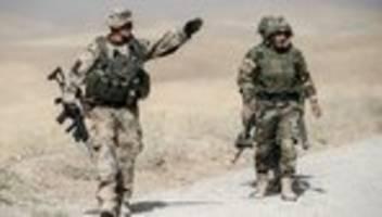 Bundeswehr: Bundestag beschließt neue Aufgaben im Irak-Mandat