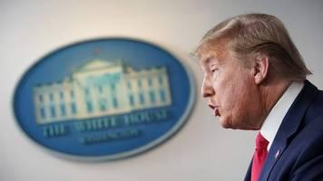 Ende des US-Wirtschaftsbooms: Opa retten – oder die Wirtschaft? Donald Trump in der Corona-Krise