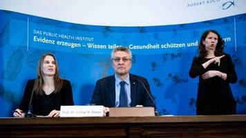News zum Coronavirus: RKI-Update zur Corona-Lage in Deutschland: 31.554 Infizierte, 149 Todesfälle
