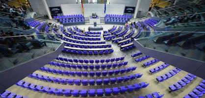 Bundestag will Rettungsschirme mit Viertel der Abgeordneten beschließen