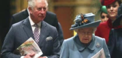 Positiv auf Covid-19 getestet: Wann hat Prinz Charles die Queen zuletzt getroffen?