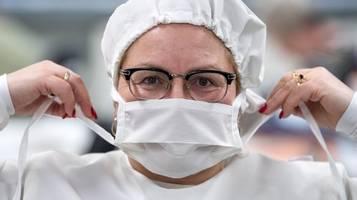 Coronavirus: Deutsche Kliniken wappnen sich für die große Covid-19-Welle
