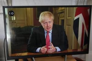großbritannien in der corona-krise: kann johnson churchill?