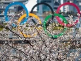 olympische spiele: erwachen unter den kirschblüten