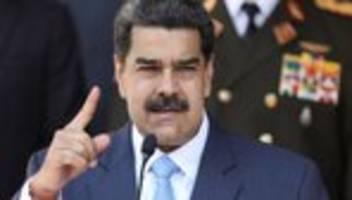 Venezuela: USA setzen Kopfgeld auf Nicolás Maduro aus