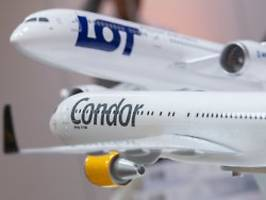 Kauf durch polnische Airline: LOT lässt Condor zappeln