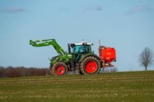 Positive Signale aus Brüssel: Strengere Regeln fürs Düngen:Bauern sollen Zeit bekommen