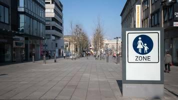 Konjunktur: GfK: Coronavirus lässt Verbraucherstimmung einbrechen