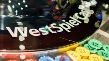 westspiel-casinos vorerst zu: vorher millionen-einnahmen