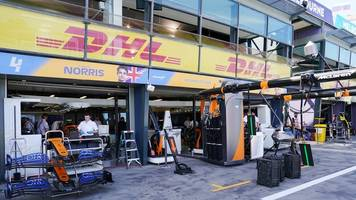 Formel 1: McLaren-Mitarbeiter nach Quarantäne zurück aus Australien