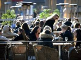 coronavirus in schweden: experiment mit offenem ausgang