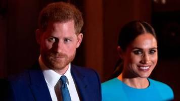 Region von Los Angeles: Meghan und Prinz Harry angeblich nach Kalifornien umgezogen