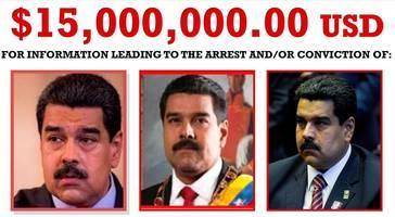 US-Anklage wegen Drogenhandels: Du bist ein Widerling, Donald Trump! Venezuelas Staatschef redet sich in Rage
