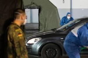Anträge auf Amtshilfe: Bundeswehr setzt in der Corona-Krise 15.000 Soldaten ein