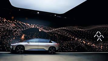 Tesla-Konkurrenz Faraday Future: Die Hoffnung spricht Deutsch