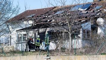 Zwei weitere Tote nach Wohnhausbrand in Bodenkirchen