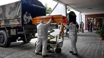 italien meldet fast 1.000 verstorbene an einem tag