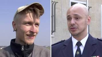 Coronavirus: Polizei setzt Kontaktverbot in Berlin durch: Es war unangenehm, weil ich nichts davon wusste
