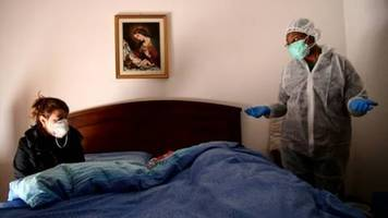 Mehr als 10.000 Tote durch Coronavirus in Italien