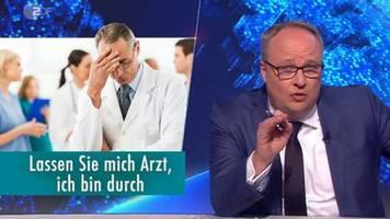 heute show über Corona-Krise: Angela Merkel hat das Land erstmals von Zuhause aus regiert. Mir ist kein großer Unterschied aufgefallen