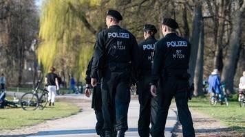 polizei: schönes wetter nicht für größere ausflüge nutzen