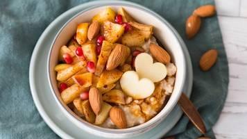 porridge,  haferbrei,  haferschleim: lecker und gesund | rezepte