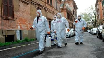 Coronavirus: Mehr als 10.000 Tote in Italien - aber auch mehr Geheilte